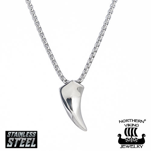 "Northern Viking Jewelry®-Riipus ""Fenrir Wolf"""