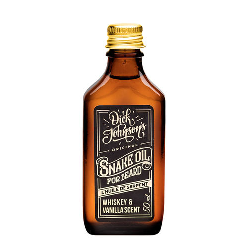 Dick Johnson Snake Oil Beard Oil 50 ml