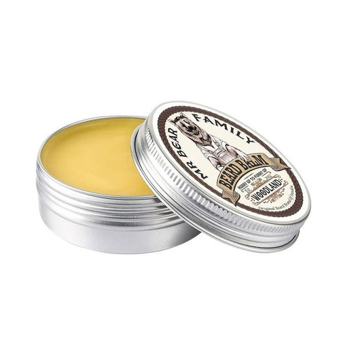 Mr Bear Family Woodland Beard Wax 60 ml