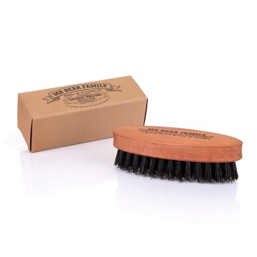 Mr Bear Family Travel Beard Brush