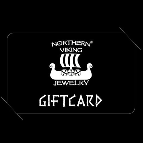 Northern Viking Jewelry® Gift Card 100 €